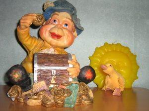 Laafse Lurk als penningmeester Wonderland